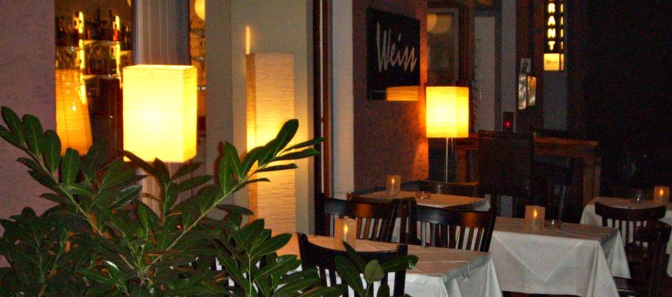 Restaurant Weiss Berlin außen